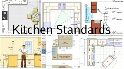 kitchen design standards kitchen standards in accordance with the nkba guidelines 5607