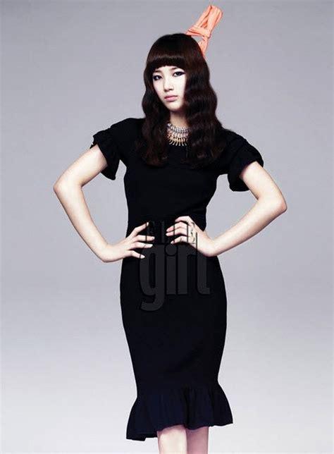Hamil Muda Lagu Foto Personil Miss A Untuk Majalah Elle Girl Foto 61 Dari 71
