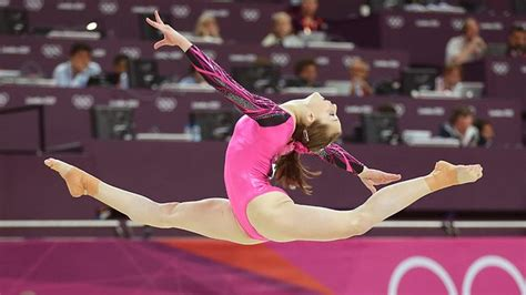 Level 3 Gymnastics Floor Routine Australia by Follow All The From Day 11 Of The Olympics