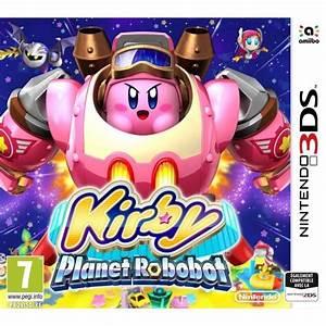 Jeu De Ds3 : kirby planet robobot jeu 3ds achat vente jeu 3ds kirby planet robobot 3ds cdiscount ~ Medecine-chirurgie-esthetiques.com Avis de Voitures