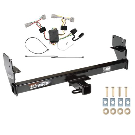 Trailer Tow Hitch For Toyota Tacoma Except Runner