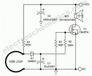 wire break sensor alarm circuit schematic With circuit diagram besides simple door alarm circuit on wiring diagram