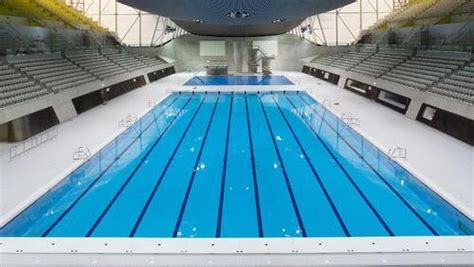Olympic Swimming Pool For Hotel, Size 50 X 25 M Id