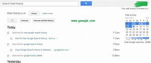 See search history on google : Hulu ip address
