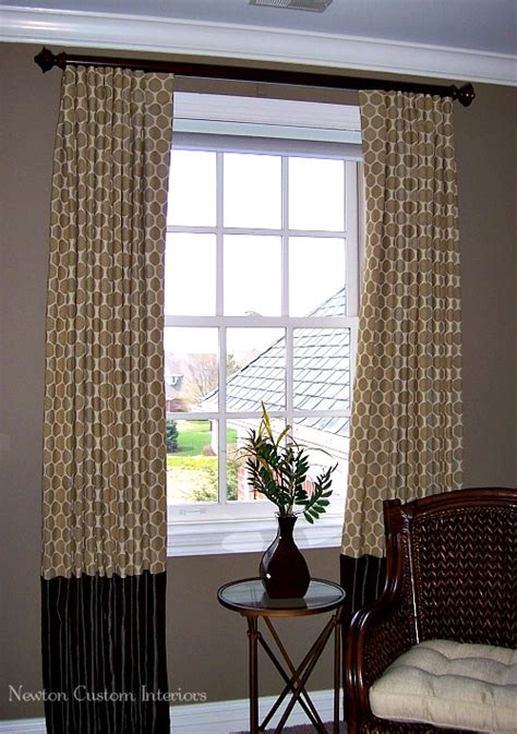 Traverse Rod Curtain Panels by Drapery Hardware Like Jewelry For Your Windows Newton