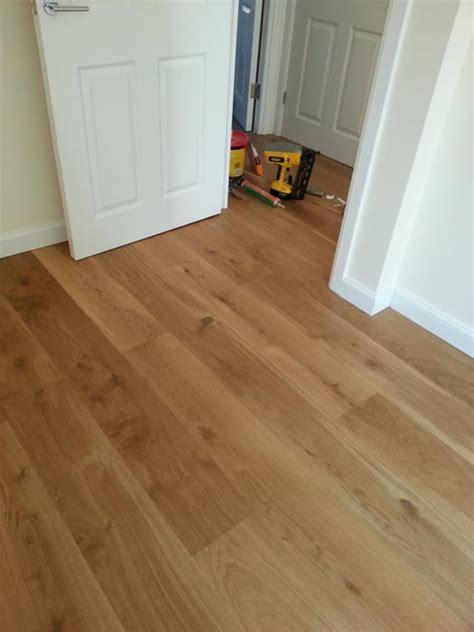 click oak flooring engineered click oak wood flooring your new floor
