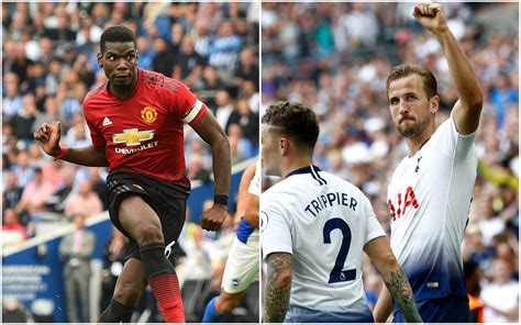 Manchester United vs Tottenham Hotspur: TV channel, kick ...