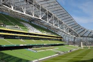 Aviva Stadium Stands by Aviva Stadium West Stand Flickr Photo Sharing