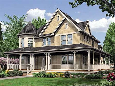 house plans with a wrap around porch plan w6908am fabulous wrap around porch e architectural design