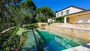 Piscine A Débordement : piscine et jardins en cascade l 39 esprit piscine ~ Farleysfitness.com Idées de Décoration