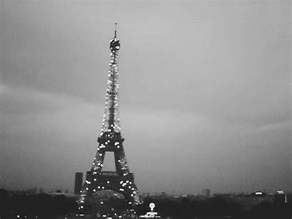 Tower Eiffel Lights Blinking