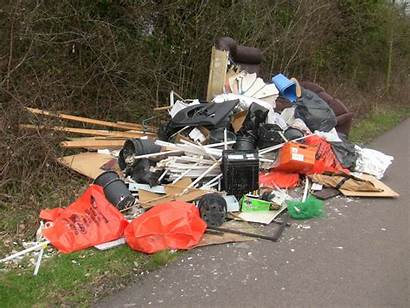 Fly Tipping Being Sentence Prosecuted Tip South