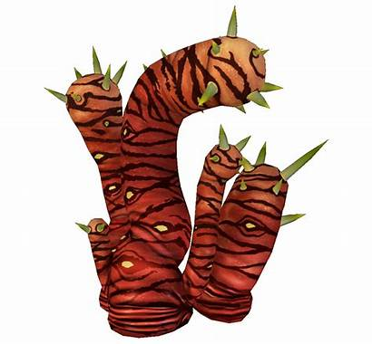 Subnautica Tiger Plant Shoot Clipart Planting Wiki