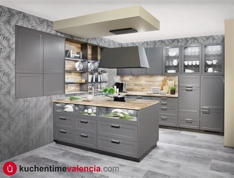 cocinas  peninsula muebles de cocinas catalogo