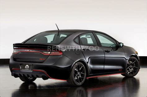 2020 Dodge Dart by 2020 Dodge Dart Srt4 Changes Redesign Release Date