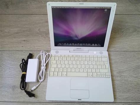 Apple Ibook G4 by Apple Ibook G4 12 Quot 1 2ghz Powerpc G4 1 25gb Ram 60gb