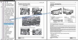 Auto Moto Repair Manuals  Ssangyong Rodius Stavic 2004