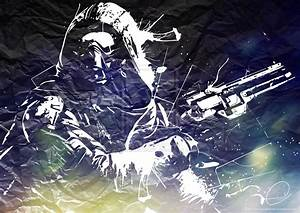 Destiny Hunter by ZeroFox-Faceless on DeviantArt