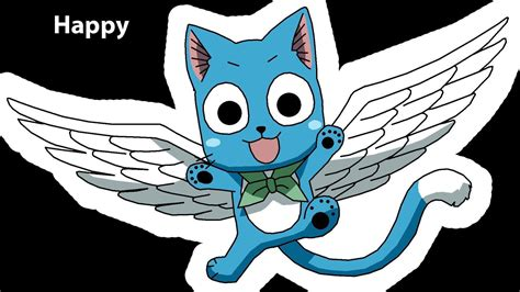 fairy tail happy wallpaper  wallpapersafari