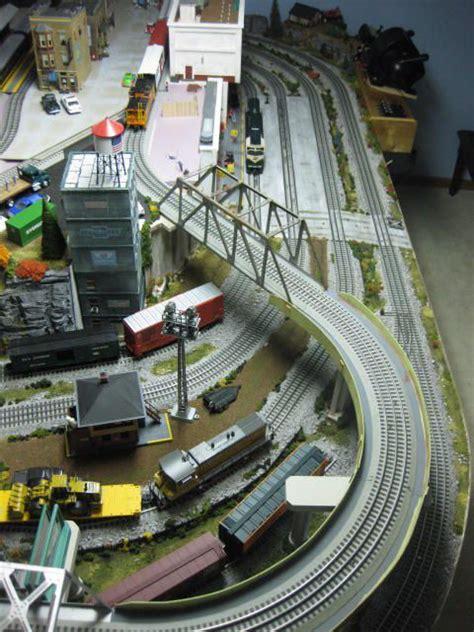 multi level layout plans ho train layouts model