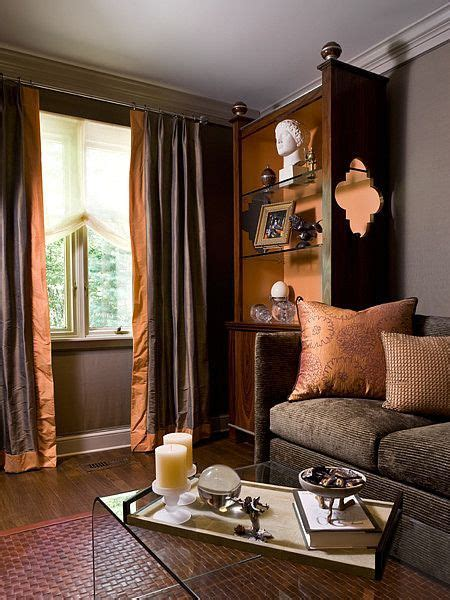 Want to warm up your living room? living room decorating ideas using copper | 25+ best ideas ...