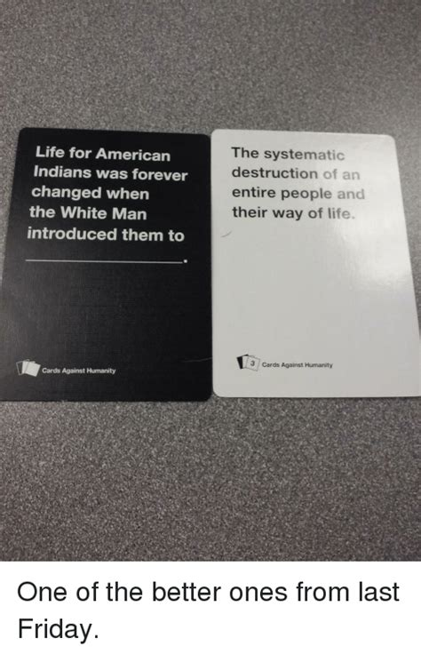 memes  cards  humanity