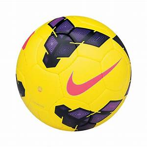 Nike Hi-Visibility Incyte Soccer Ball (Yellow/Purple/Red)