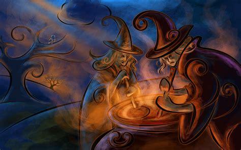 Halloween  Witch Witchcraft Desktop Wallpapers 1680x1050