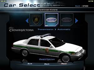 Need For Speed Hot Pursuit 2 Ford Park Ranger Crown