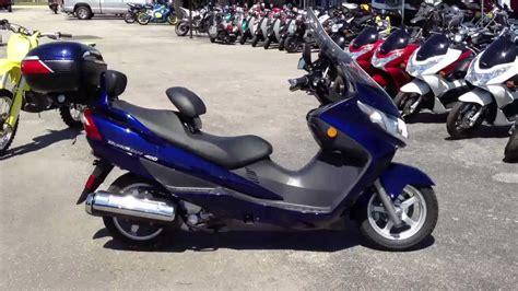 2005 Suzuki Burgman 400 by 2005 Suzuki An400 Burgman 3 289