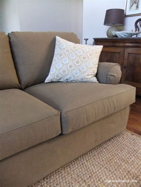 custom made sofa slipcovers durable and washable denim slipcover custom made for a