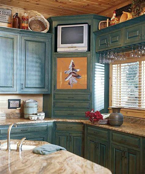 meuble cuisine angle  gain de place universel