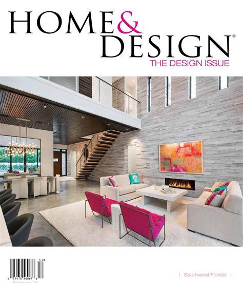 home design magazine design issue  southwest