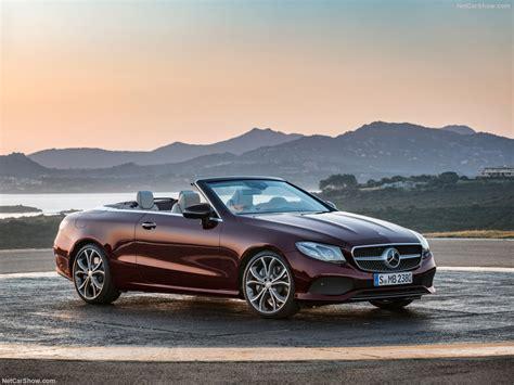2018 Mercedesbenz Eclass Cabriolet  Wallpapers, Pics