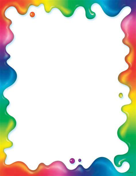 rainbow butterfly clipart border clipground