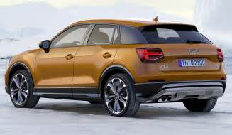 audi q2 design audi q2 wallpapers backgrounds