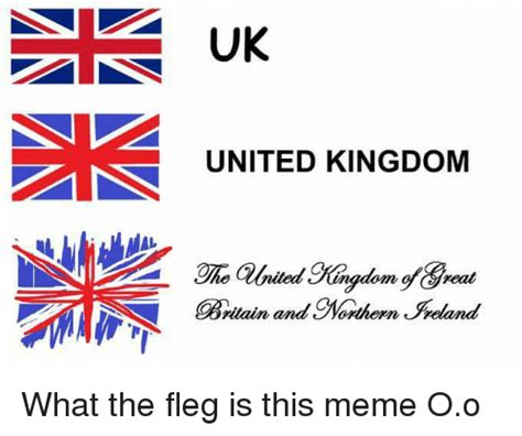 What Is This Meme - uk united kingdom ritain and swortherm heland what the fleg is this meme oo united kingdom