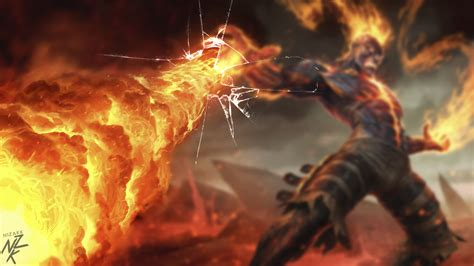 Defense Of The Ancients Wallpapers League Of Legends Wallpaper Download
