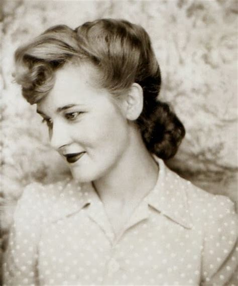 Late 1940s Hairstyles by Adored Vintage 12 Vintage Hairstyles To Try For