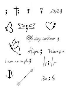 60 Small Tattoo Designs with Very Powerful Meanings | Small symbol tattoos, Small tattoo designs
