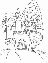 Coloring Castle Drawing Printable Sheets Candyland Fairy Disney Colouring Tale Castles Getcolorings Bing Animals Getdrawings Colorings Medieval Popular Paisley Mandala sketch template