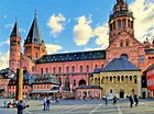 Mainz cathedral in Mainz, Germany   Cheap places to travel ...