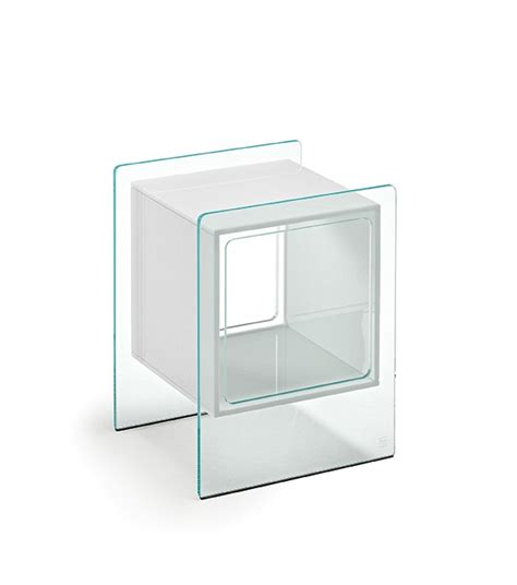 Comodino Cubo by Comodino Magique Cubo Di Fiam Design Studio Klass