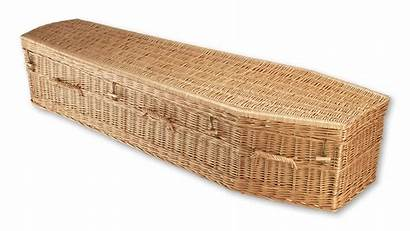 Coffin Traditional Willow Reduced