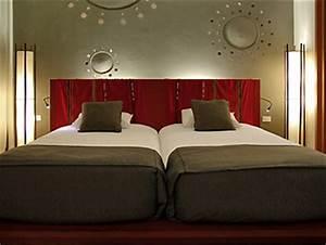 Lit Pour Adulte : lits jumeaux pour adultes visuel 2 ~ Teatrodelosmanantiales.com Idées de Décoration