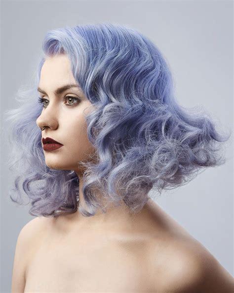 Periwinkle Blue Hair Periwinkle Hair Green Hair Blue Hair