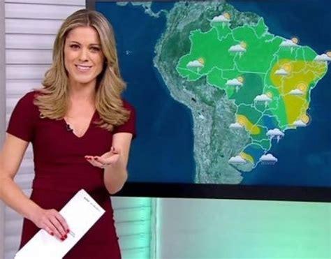 Com Maju No Jornal Hoje Globo Testa Nova Apresentadora Do