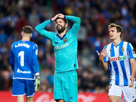 Barcelona vs Real Madrid: VAR controversy boils Barca ...