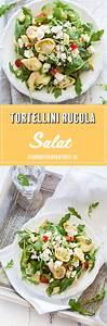 Dressing Für Karottensalat : vegetarischer tortellini rucola salat mit senf dressing ~ Lizthompson.info Haus und Dekorationen