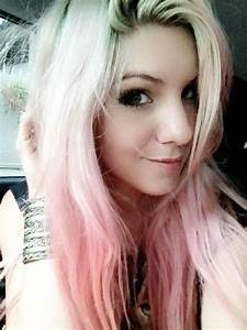 2011 ombre pastel pink hair | MariMoon #Hair | Pinterest